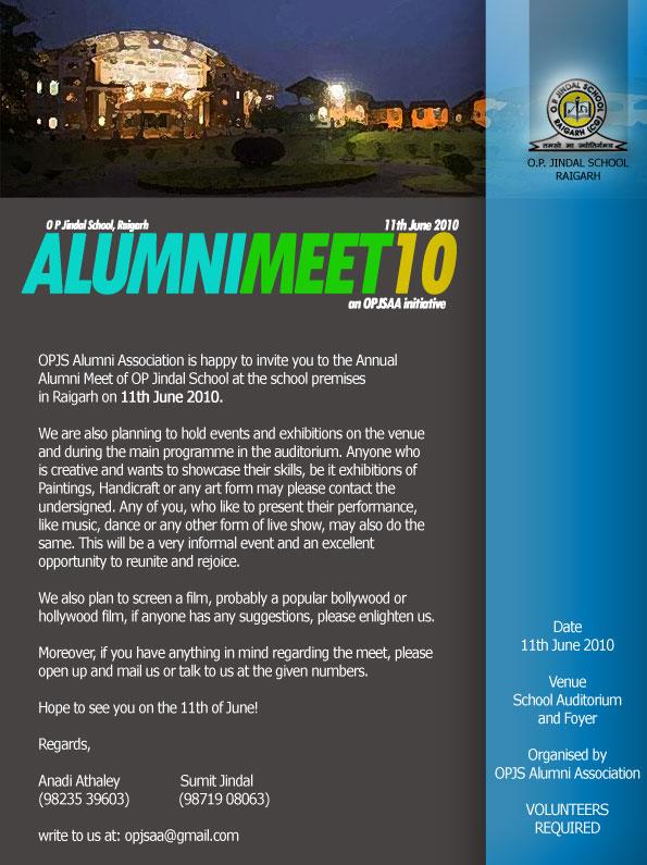 Alumni event invitation free printable invitation template alumni event invitation as nice design to make best invitation ideas stopboris Choice Image